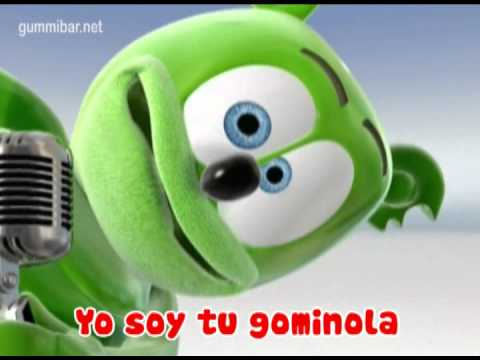 Osito Gominola Con Letra With Lyrics Gummibär The Gummy Bear Song Spanish Version