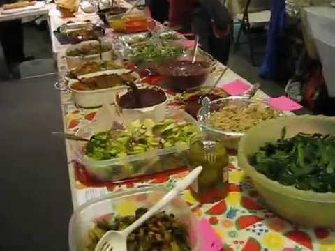 Vegetarian Society of Richmond Vegan Thanksgiving Potluck