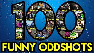"""CS:GO - BEST OF """"BEST ODDSHOTS"""" #100"""
