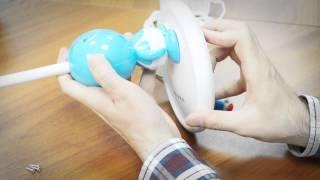 Настольный светодиодный светильник SUPRA SL-TL320(Настольный светодиодный светильник SUPRA SL-TL320 Детская серия. Оригинальный дизайн. Подробнее: http://www.supra.ru Купи..., 2015-06-19T07:03:43.000Z)