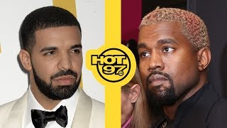 Breaking Down The Latest Chapter Of The Kanye West & Drake Beef