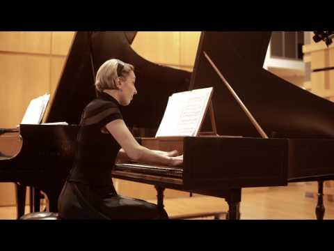 Anna Kislitsyna (harpsichord/piano); American contemporary music recital; Temple University