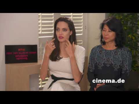 Der weite Weg der Hoffnung //Angelina Jolie, Loung Ung // Interview // CINEMA-Redaktion