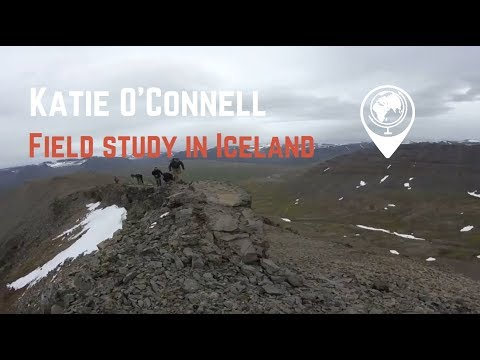 Katie O'Connell: Field Study in Iceland