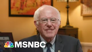 'Extraordinary': Bernie Sanders Welcomes McConnell's 'Concerns' On Corporations | All In | MSNBC