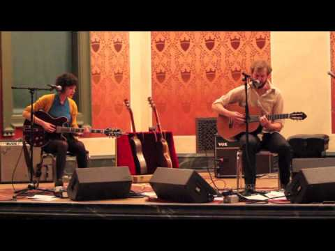 Justin Vernon & St Vincent  Roslyn @ MusicNOW 2010