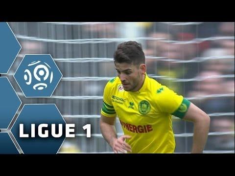 Goal Filip DJORDJEVIC (84') - FC Nantes-Olympique Lyonnais (1-2) - 09/02/14 - (FCN-OL)