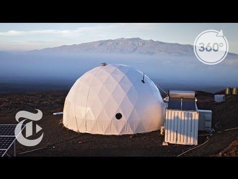 Life On Mars: Get To Know The Crew | The Daily 360 | The New York Times