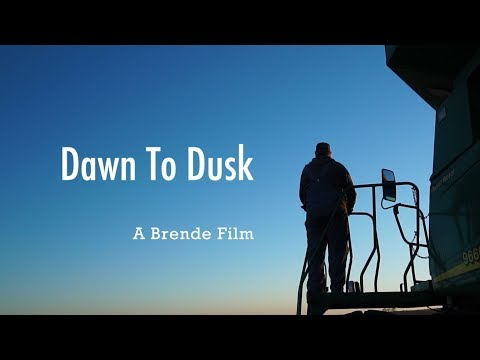 Dawn To Dusk | A Short Film About Farming and Family in the Midwest