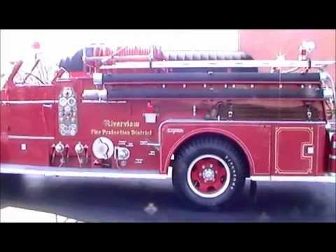 1957 Seagrave Firetruck YouTube