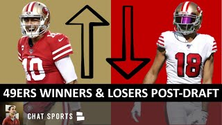 49ers Biggest Winners And Losers Following The 2020 NFL Draft Ft. Jimmy Garpoppolo & Dante Pettis