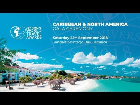 World Travel Awards Caribbean & North America Gala Ceremony 2018 Highlights