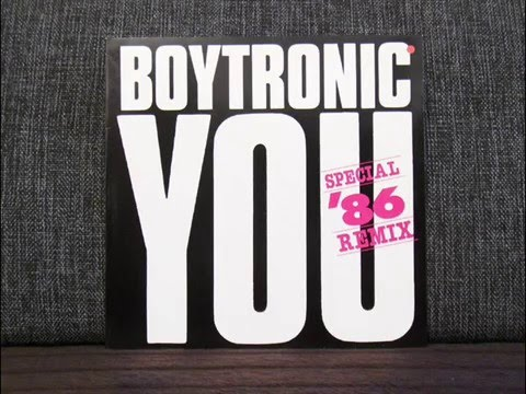 BOYTRONIC - YOU (CD QUALITY)