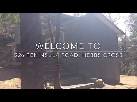 226 Peninsula Rd Hebbs Cross NS