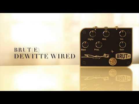 Dewitte Wired Brute