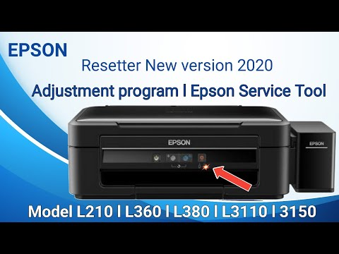 epson-l380-printer-service-required-solution-|-epson-l380-red-light-blinking-problem-solution
