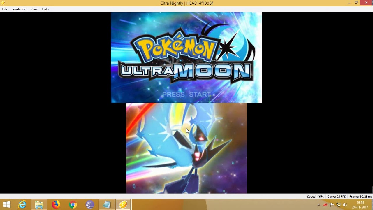 pokemon ultra sun and moon free download for pc