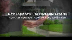 FHA Mortgage MA RI NH CT VT & ME