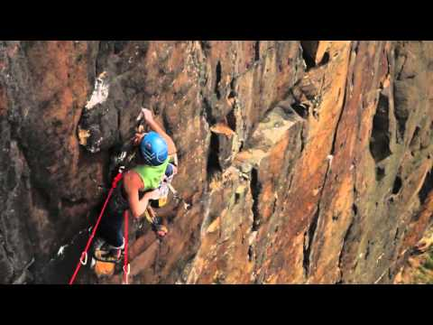 Boreal Climbing True Grip. Part Three –