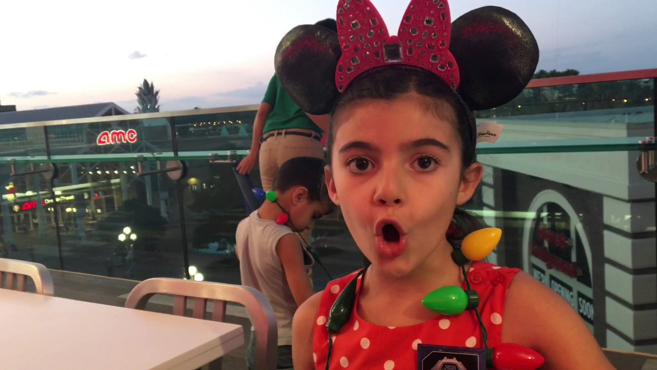 Our last day in Disney- Hollywood Studios & Downtown Disney