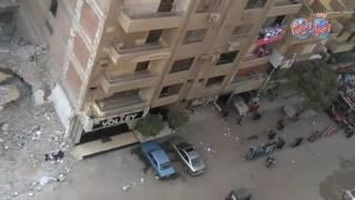 أخبار اليوم |هدوء في شارع العريش بمنطقة فيصل