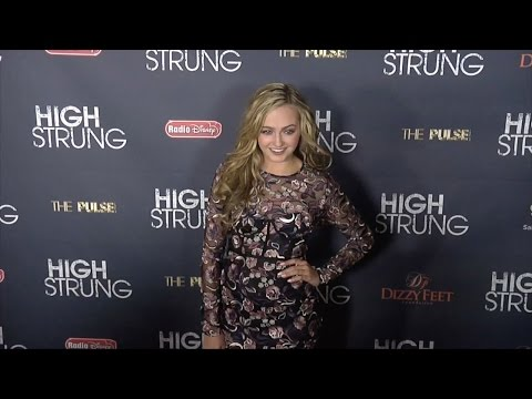 "Sophie Reynolds ""High Strung"" Los Angeles Premiere"