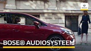 Renault Clio Met Bose® Premium Audiosysteem
