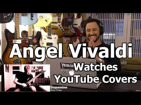 ANGEL VIVALDI Watches Fan YouTube Covers | MetalSucks