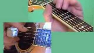 Classical Gas Guitar Lesson - Part Three