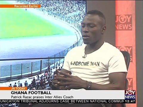 Ghana Football - Joy Sports Today (5-12-17)