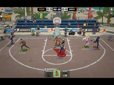 Crew League : MagicLiu Dash Team VS AGOTAX PF-PF-PG : Freestyle2 Street BasketBall