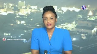THE 6PM NEWS MONDAY AUGUST 06th 2018 EQUINOXE TV