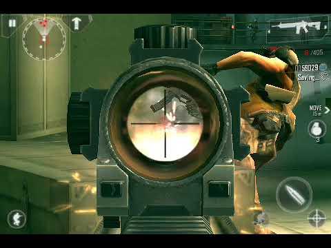 Modern Combat 4 Zero Hour Gameplay