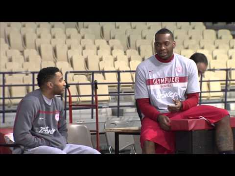 Pre-Game of the Week interview: Georgios Bartzokas - Olympiacos Piraeus