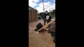 eQ\'s Habitat for Humanity Build Day