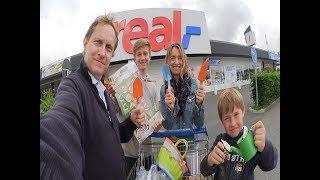 #MeinKleinerGarten von REAL | Shopping Vlog #106 marieland