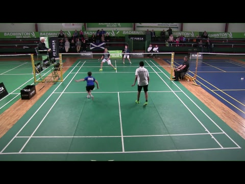 BD- K.Cheung / C.Smith vs N.Bhabuta / A.Green (Final)