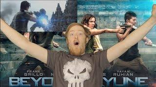 Beyond Skyline Movie Review