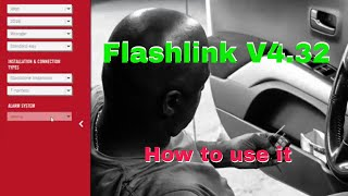 Fortin Flashlink V 4 Programming & The New Evo-All Features