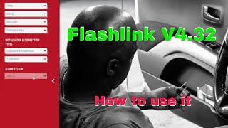 Fortin Flashlink V4 Programming & New Evo-All Features v4.32