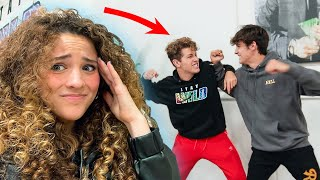HIS BEST FRIEND TRIED TO KISS ME!!!