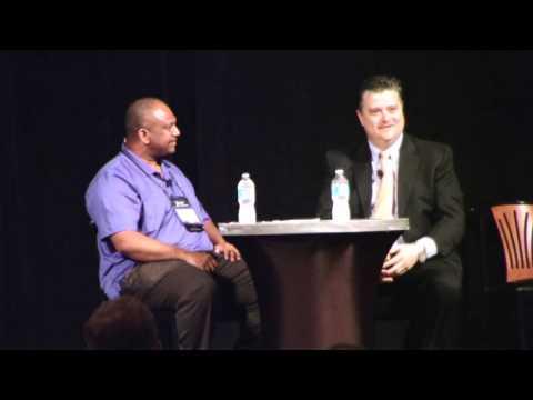 Omaha Leadership Visit: Terry Kroeger