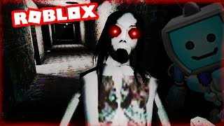 Escape from SLENDRINA (Mobile Horror Game in Roblox)