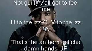 Video Jay- z izzo (hova) lyrics download MP3, 3GP, MP4, WEBM, AVI, FLV Juni 2018