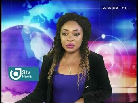 STV NEWS WEEKEND JOURNAL BILINGUE 20H00 - Samedi 12 Novembre 2016 - Leila NGANZEU & Darling FEUDJIO