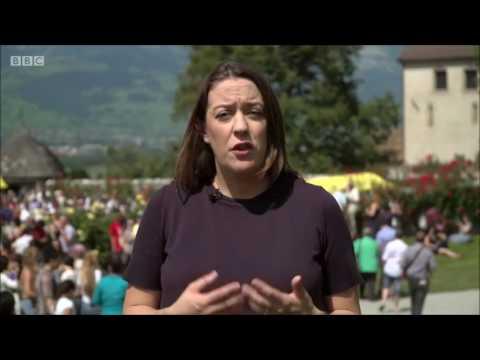 BBC Newsnight on Liechtenstein and Free Movement