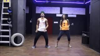 The Humma Song Easy Dance Choreography I OK Jaanu I Zumba fitness I V!cky   Aaka