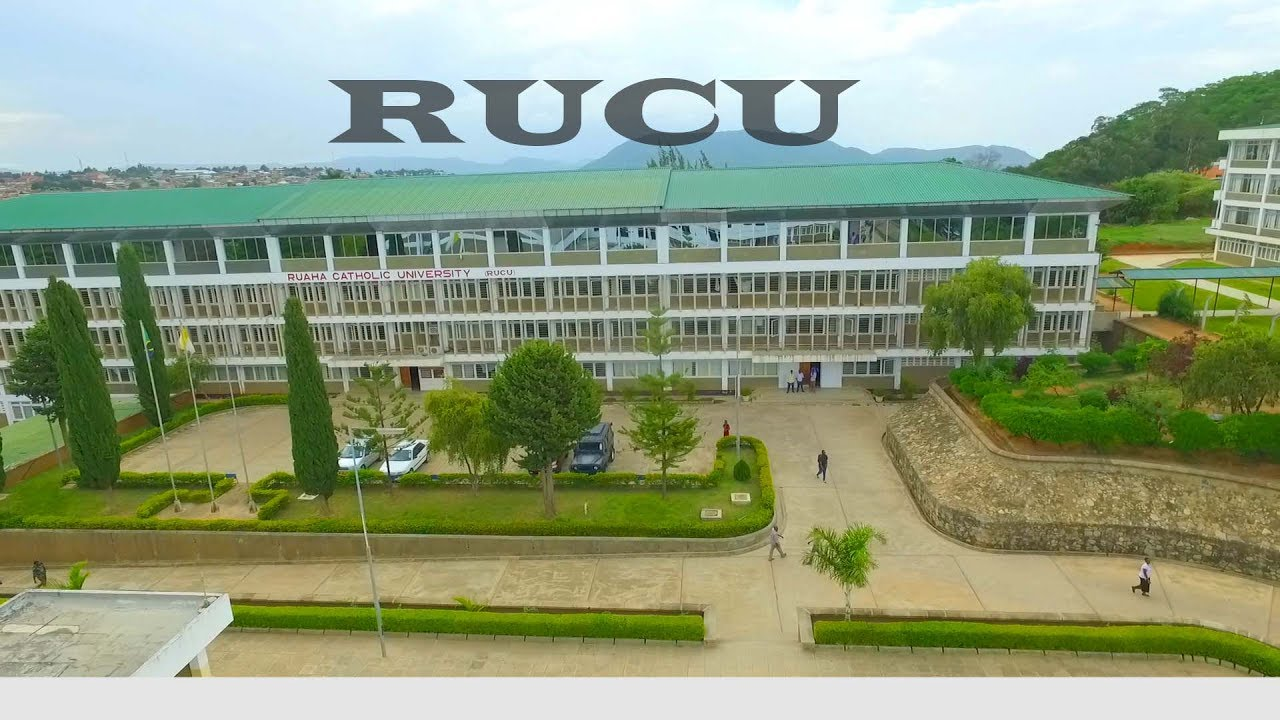 Image result for Ruaha Catholic University (RUCU)