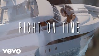 Смотреть клип Ray J - Right On Time Ft. Flo Rida, Brandy, Designer Doubt