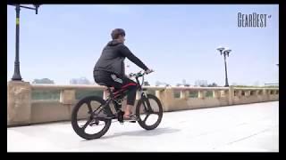 Samebike LO26 Moped Electric Bike - Best E bike 2018